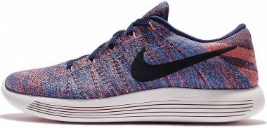Nike LunarEpic Low Flyknit - Blue