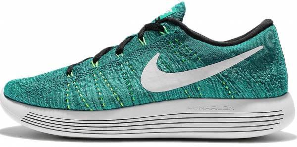 Nike LunarEpic Low Flyknit men green