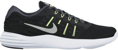 Nike LunarStelos - Black/Metallic Silver/Dark Grey (844591006)