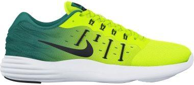 Nike LunarStelos - Amarillo Volt Black Rio Teal White