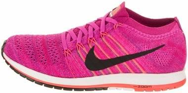 Nike Zoom Flyknit Streak - Fireberry/Black-racer Pink
