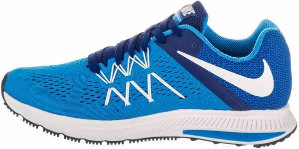 f6061a5893b1 Nike Air Zoom Winflo 3 Azul (Photo Blue   White-dp Royal Blue)