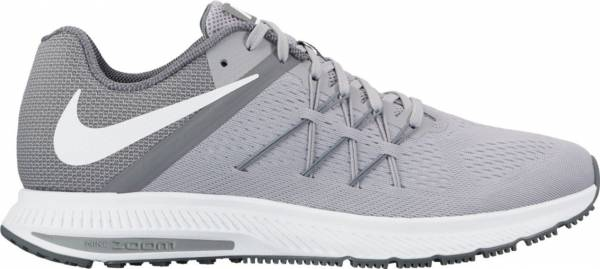 Nike Air Zoom Winflo 3 - Wolf Grey / White - Cool Grey