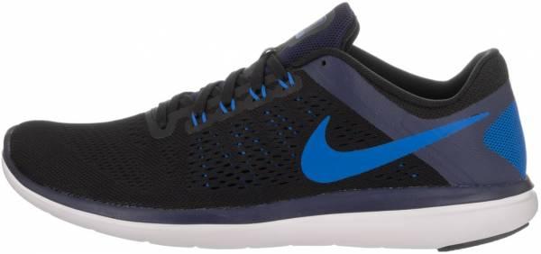Nike Flex RN 2016 men black/soar/binary blue/white