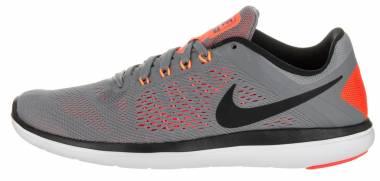 Nike Flex RN 2016 - Cool Grey/Black/Black/White