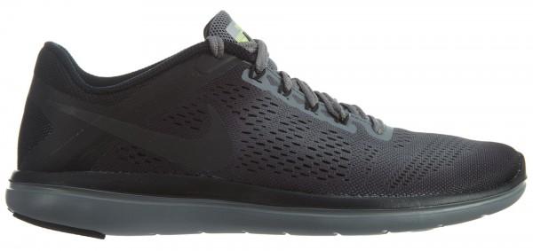 Nike Flex RN 2016 woman cool grey/metallic hematite/black/volt