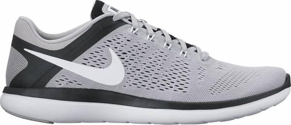 Nike Flex RN 2016 men wolf grey/white/black