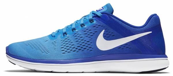 Nike Flex RN 2016 woman blue glow/racer blue/midnight navy/white