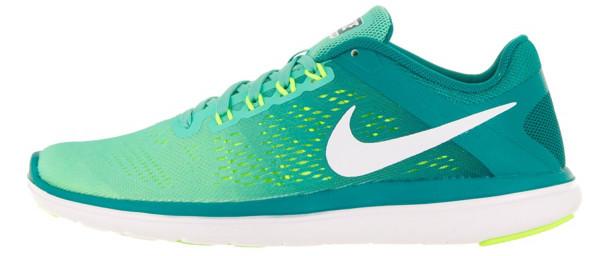 Nike Flex RN 2016 woman hyper turquoise/rio teal/volt/white