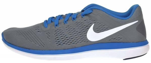 Nike Flex RN 2016 men cool grey/white/lyl bl/pht bl