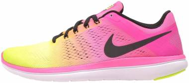 Nike Flex RN 2016 Pink Men