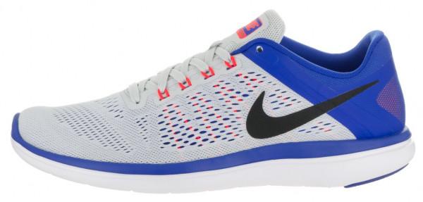 Nike Flex RN 2016 men platinum/blue