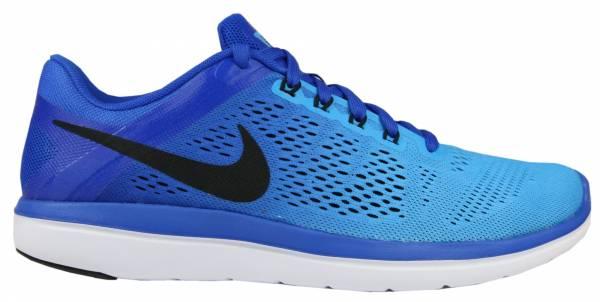 Nike Flex RN 2016 men azul (racer blue / black-blue glow-white)