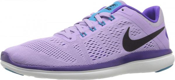 Nike Flex RN 2016 woman urban lilac/fierce purple/white/black