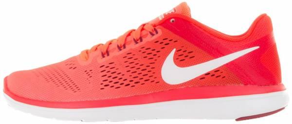 Nike Flex RN 2016 woman bright mango/bright crimson/noble red/white