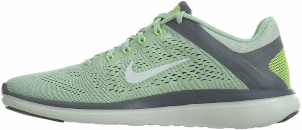 Nike Flex RN 2016 woman green (fresh mint/white/cool grey/barely green/ghost green)