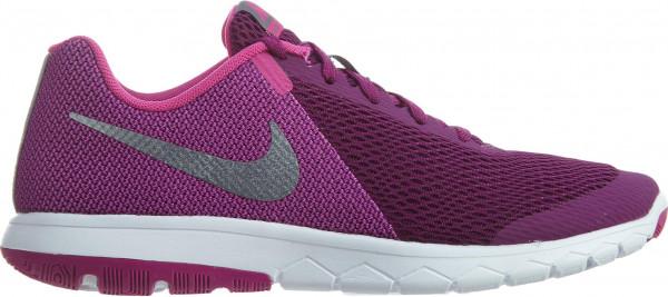 Nike Flex Experience 5 woman bright grape/mtlc cool grey/fire pink
