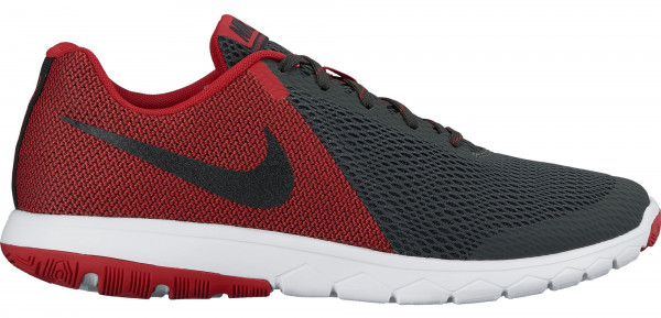 Nike Flex Experience 5 men anthracite/black/university red/white