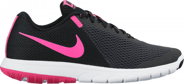 Nike Flex Experience 5 woman anthracite/black/pink blast
