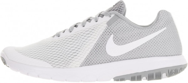 Nike Flex Experience 5 woman white/white wolf grey