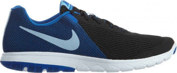 Nike Flex Experience 5 woman black/bluecap/hyper cobalt/white
