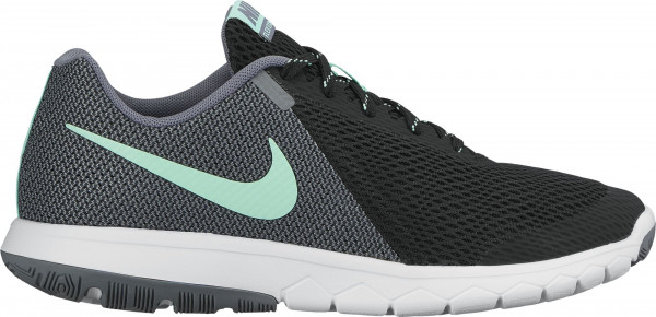 Nike Flex Experience 5 woman black/green glow/cool grey/white