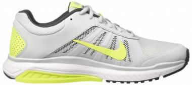 Nike Dart 12 - White Pure Platinum Volt Anthracite White (831532013)
