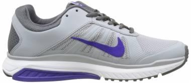 Nike Dart 12 - Grau Wolf Grau Fierce Purple (831535015)