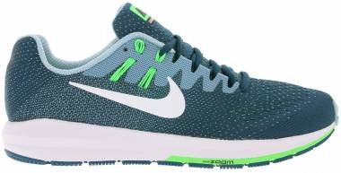 Nike Air Zoom Structure 20 - Blue (849576402)