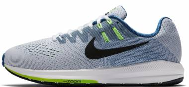 Nike Air Zoom Structure 20 - Grey (849576100)