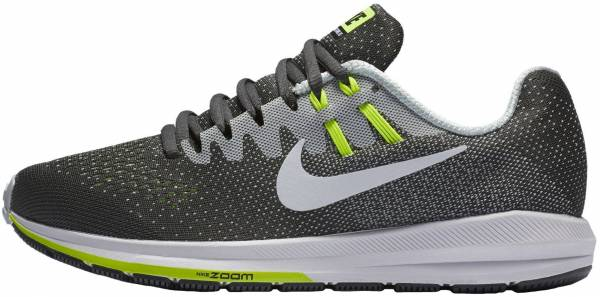 premium selection bbd34 2968c ... green yellow  blue weiu00df nike air zoom structure 20 woman dark grey  . ...