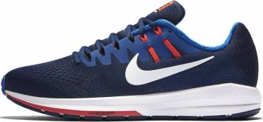 Nike Air Zoom Structure 20 - Blue (849576400)