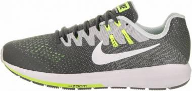 Nike Air Zoom Structure 20 - Dark Grey / White - Platinum (849576007)