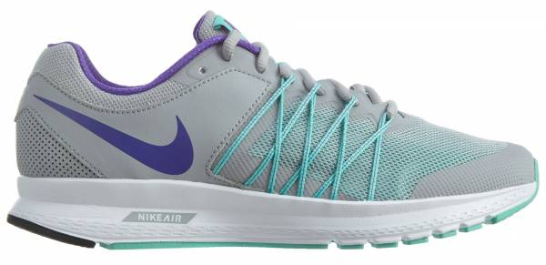 Nike Air Relentless 6 woman wolf grey/fierce purple/hyper turq