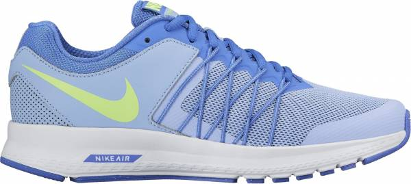 Nike Air Relentless 6 woman aluminum/ghost green/medium blue/white