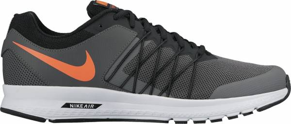 Nike Air Relentless 6 men dark grey/hyper orange/black/white