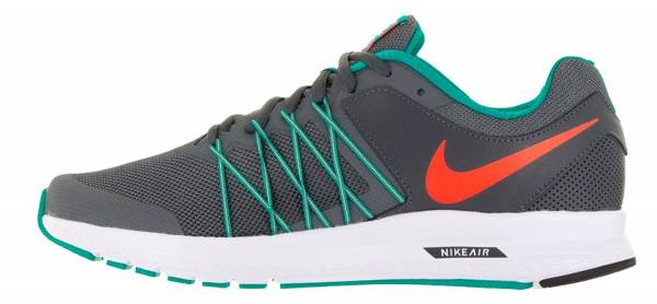 Nike Air Relentless 6 men drk gry/ttl orng/clr jd/cl gry