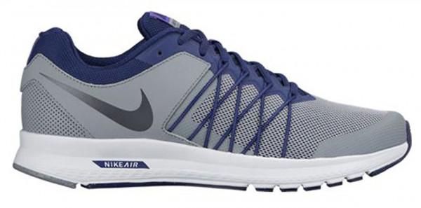 Nike Air Relentless 6 men stealth/mtlc hematite/loyal blue