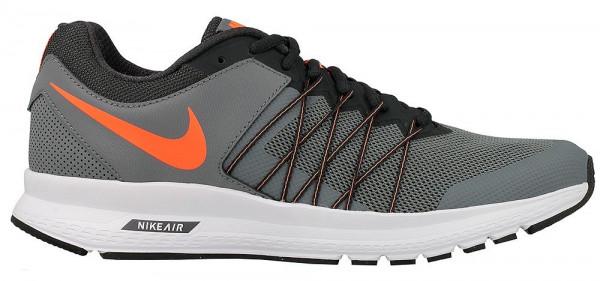 Nike Air Relentless 6 men cool grey/anthracite/white/total orange