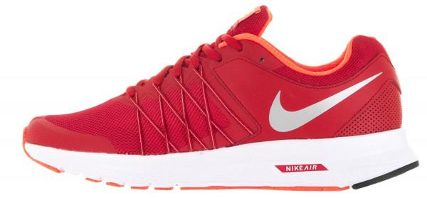 Nike Air Relentless 6 men university red/mtllc slvr/ttl crms
