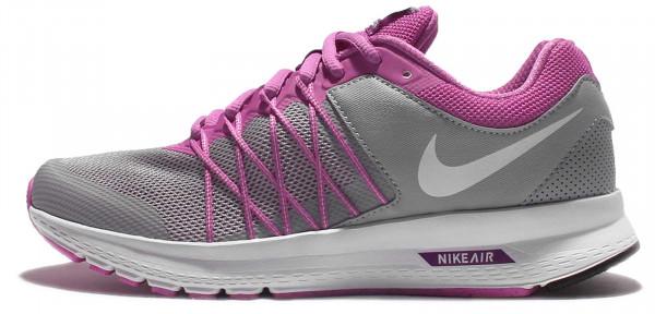 Nike Air Relentless 6 woman wolf grey/white-viola