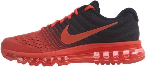 ... white running shoes  nike air max 2017 orange  orange black nike air  max 2017 men red ... 1987d50bb