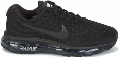 Nike Air Max 2017 - Black (849560004)