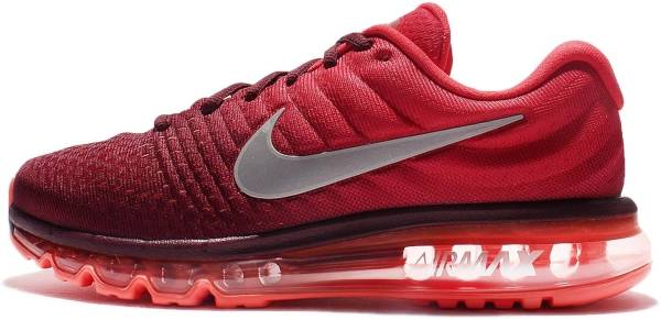 sale retailer 5837a 67fc0 Nike Air Max 2017 Red