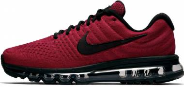 Nike Air Max 2017 - Team Red Black Dark Grey