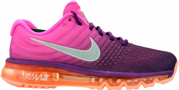 Nike Air Max 2017 Women's Running Shoes Concord/White