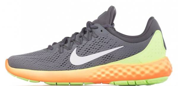 Nike Lunar Skyelux Cool Grey / White - Dark Grey - Volt