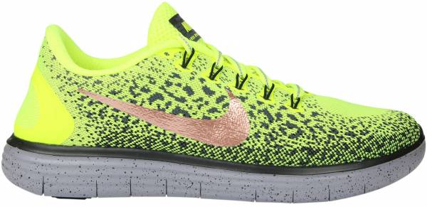 otro popurrí Groseramente  Only $134 + Review of Nike Free RN Distance Shield | RunRepeat