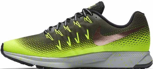 sale retailer 492be 6a142 Nike Air Zoom Pegasus 33 Shield Green