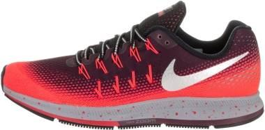 Nike Air Zoom Pegasus 33 Shield - Navy/ Orange (849564600)